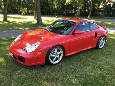 begagnad Porsche 996 Turbo Toppskick 2001, Sportkupé Pris 649 900 kr