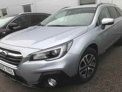 used Subaru Outback 2.5 4WD Lineartronic, 175hp, 2018