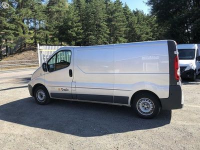 used Renault Trafic 2.0 dci 115hk,Lång,Nybes -12