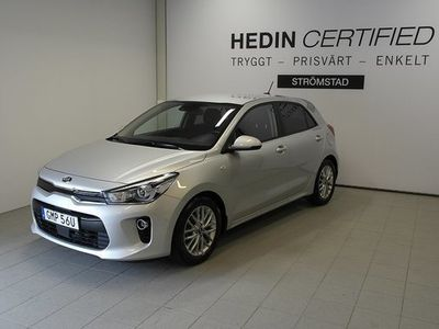 begagnad Kia Rio 1.0 T-GDI DCT ADVANCE PLUS 2020, Halvkombi 159 900 kr