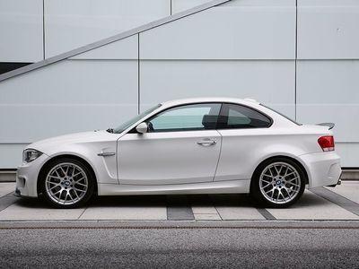 begagnad BMW 1M Coupé 340hk Svensksåld
