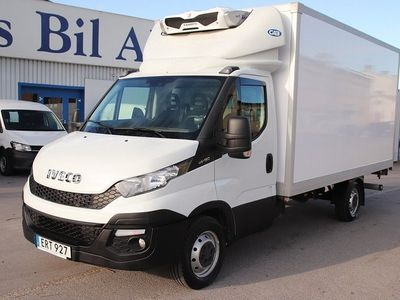 begagnad Iveco Daily Chassis 35 2.3 JTD 146 hk Kylbil/Bakgavellyft