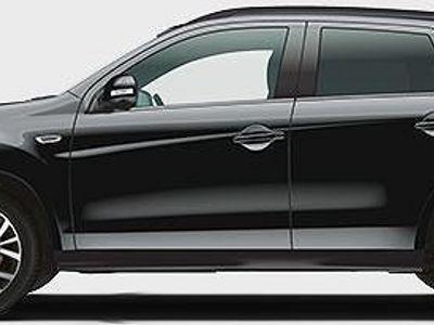 begagnad Mitsubishi ASX 1.6 KOMFORT HOLMGRENS EDITION