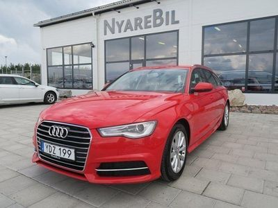 begagnad Audi A6 Avant 2.0 TDI ultra S Tronic Sport Edition, Ambition Euro 6 190h