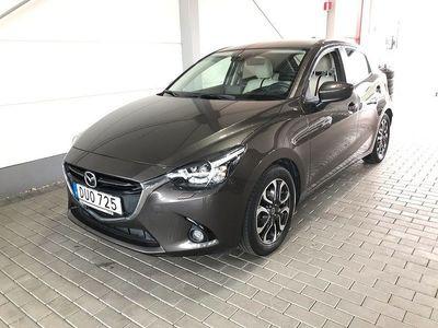 begagnad Mazda 2 1,5 Optimum