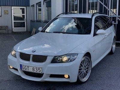 begagnad BMW 335 D TOURING STEPTRONIC 286HK M-SPORT SVENSK
