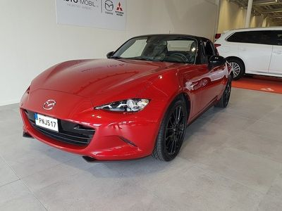 begagnad Mazda MX5 RF 2.0 160 hk Launch Edition