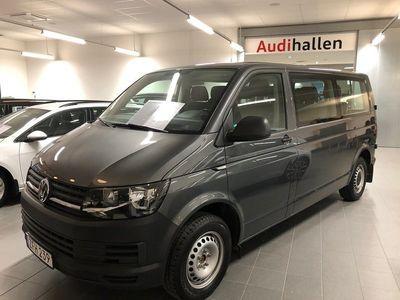 begagnad VW Caravelle T6lång hjulbas DSG 9-sits, Värmare
