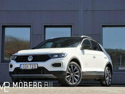 begagnad VW T-Roc 2.0 TSI 190hk 4M Aut Värmare Keyless Beats