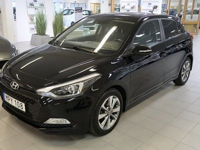 begagnad Hyundai i20 1.4 M6 Premium Nya Karossen