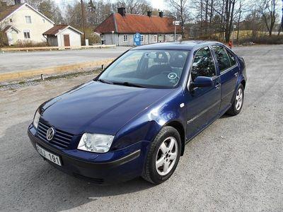 begagnad VW Bora 1.6 Comfort, BESIKTAD -00