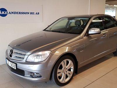 begagnad Mercedes C200 Kompressor Aut