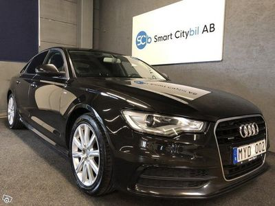 begagnad Audi A6 3.0 V6 quattro 204hk S-Line, 1.95% 12 Mån GARANTI Nybes