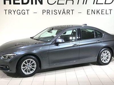 begagnad BMW 330 e Sport Line Skinn GPS