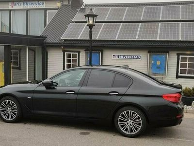 begagnad BMW 530 d xDrive Sedan Sport line, Business Euro 6 265hk