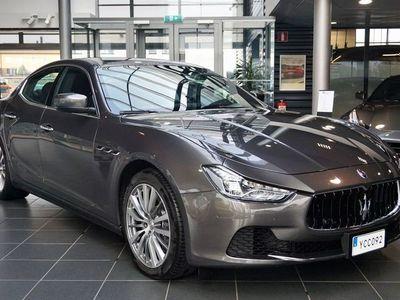 begagnad Maserati Ghibli DIESEL 275hk 1220mil Sv-såld -16