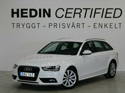 begagnad Audi A4 2,0 TDi Avant Proline Drag 12 - Mån Garanti Nyservad