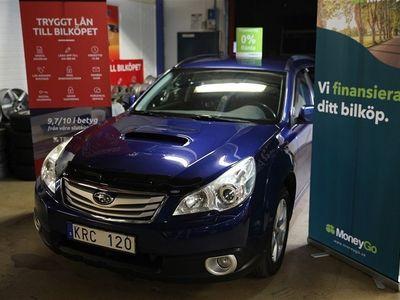 begagnad Subaru Outback 2.0 4WD Manuell, 150hk