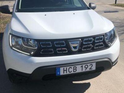 begagnad Dacia Duster 4*2 1.6 Sce 115 Essintial -18