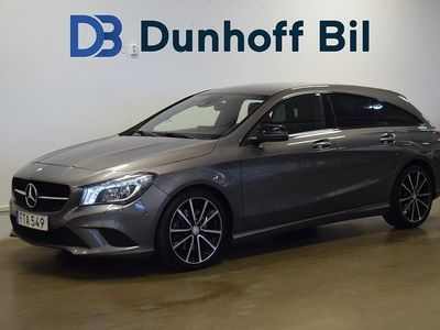 begagnad Mercedes CLA250 Shooting Brake CLA-Klass4MATIC Shooting Brake Aut 211hk