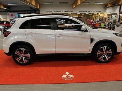 begagnad Mitsubishi ASX 2.0 AS&G CVT 4WD Komfort -20
