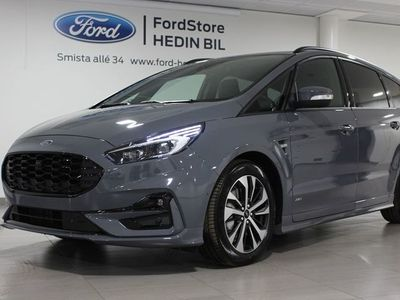 begagnad Ford S-MAX St-line 190hk AWD Automat