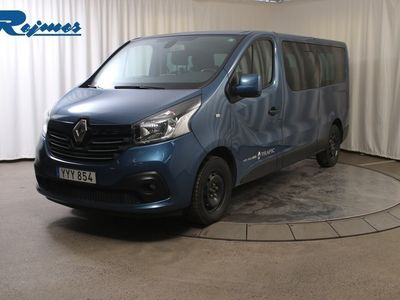 begagnad Renault Trafic Minibuss Passenger 1,6 145 TT S/S L2H1