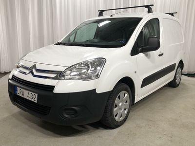 gebraucht Citroën Berlingo III 1.6 HDi Skåp (90hk)