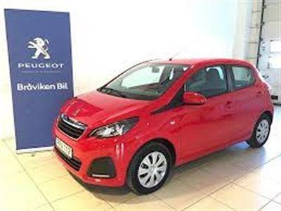 gebraucht Peugeot 108 1.0 69 Nya Modellen! 5-D En Ägare!