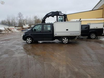 begagnad VW T5 TrpPICKUP DH 2,0 TDI 180Hk 4motion -15