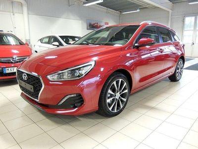 begagnad Hyundai i30 Kombi 1.4T/140hk Limited Edition DCT7