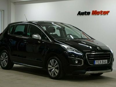 begagnad Peugeot 3008 1.6 BlueHDi Euro-6 Panorama STYLE