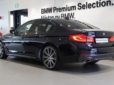 begagnad BMW 540 d xDrive Sedan Innovation Edition M Sport 2018, Sedan 485 000 kr