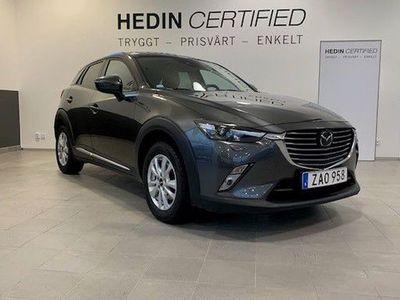 begagnad Mazda CX-3 OPTIMUM AUTOMAT BOSE