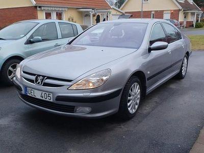 begagnad Peugeot 607 2,0