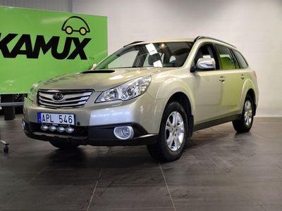 used Subaru Outback 2.0 4WD Skinn S&V-Hjul (150hk)