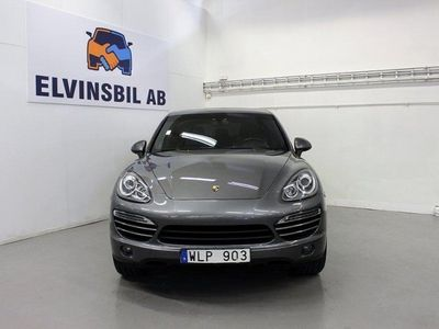 begagnad Porsche Cayenne Diesel 3.0 V6 4 TipTronic S 245hk