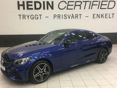 begagnad Mercedes 220 - Benz C - KLASSd 4MATIC Coupé 9G - Tronic, 194hk, 2020