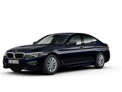 begagnad BMW 520 d xDrive M-Sport Nav Värmare HiFi Drag