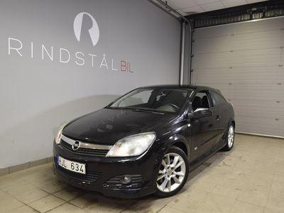 begagnad Opel Astra GTC 1.6T 180 HK OPC-LINE S&V-DÄCK