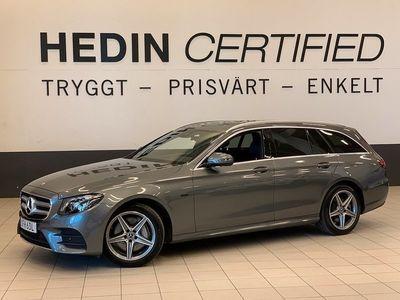 begagnad Mercedes E300 Plug-in Hybrid AMG