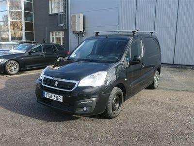 begagnad Peugeot Partner L1 Pro+ 75hk