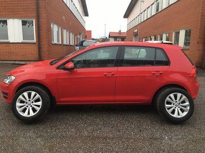 begagnad VW Golf 1.4 TSI 125hk MultiFuel EU6
