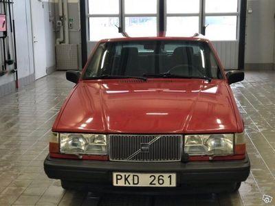 usado Volvo 944 röd -94