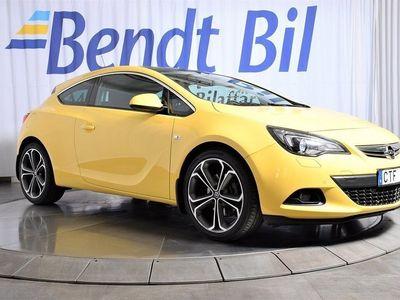 begagnad Opel Astra GTC 2.0 CDTI / RÄNTA 0.45%