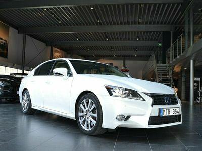 begagnad Lexus GS450H 3.5 V6 CVT Luxury 343hk