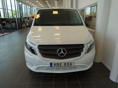 begagnad Mercedes Vito Vito116 Skåp Lång Kampanj