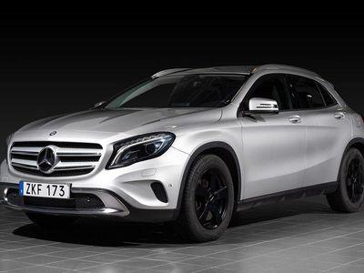 begagnad Mercedes GLA200 D / Aut / Navi / Drag