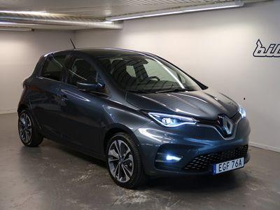 begagnad Renault Zoe R135 PhII 52 kWh Edition One batteriköp