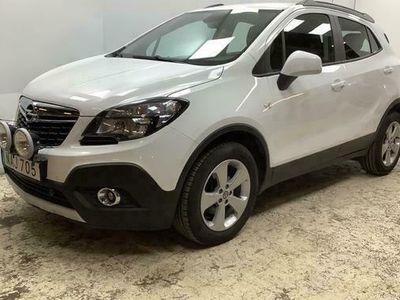 begagnad Opel Mokka 1.6 CDTI ECOTEC 4x4 2016, SUV Pris 105 000 kr